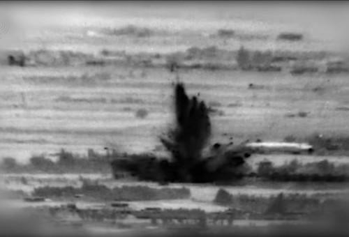 """תקיפת צה""""ל בסוריה"""