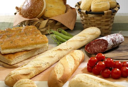 פחמימות, לחם (אילוסטרציה)
