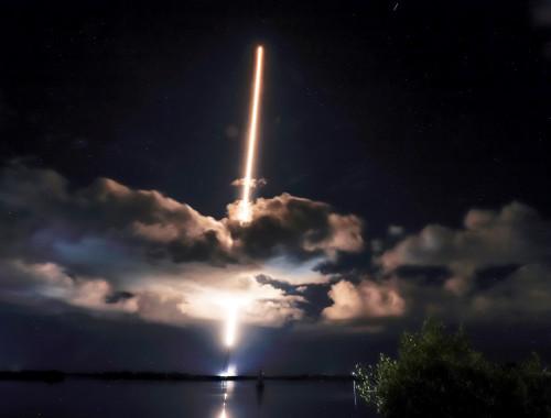 """שיגור הגשושית """"לוסי"""" של נאס""""א"""