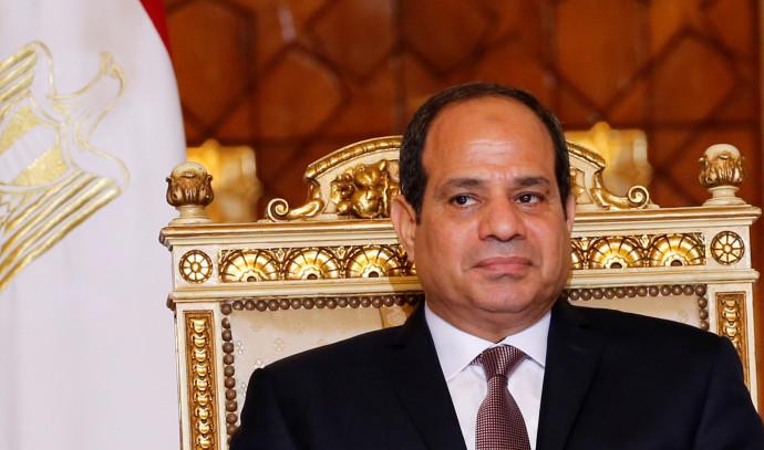 נשיא מצרים, עבד אל פתח א-סיסי