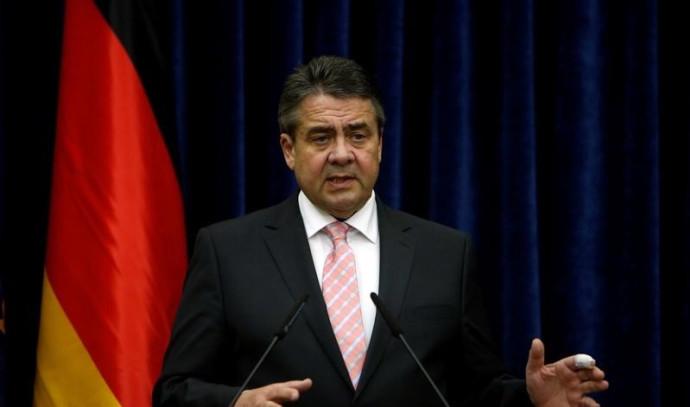 שר החוץ הגרמני, זיגמר גבריאל