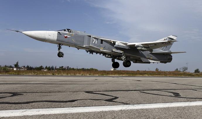 מטוס סוחוי רוסי