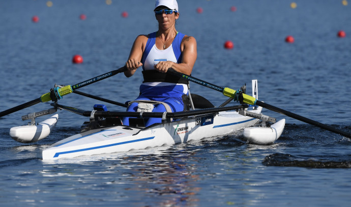 Another achievement in Tokyo: a silver medal for Moran Samuel at the Paralympic Games