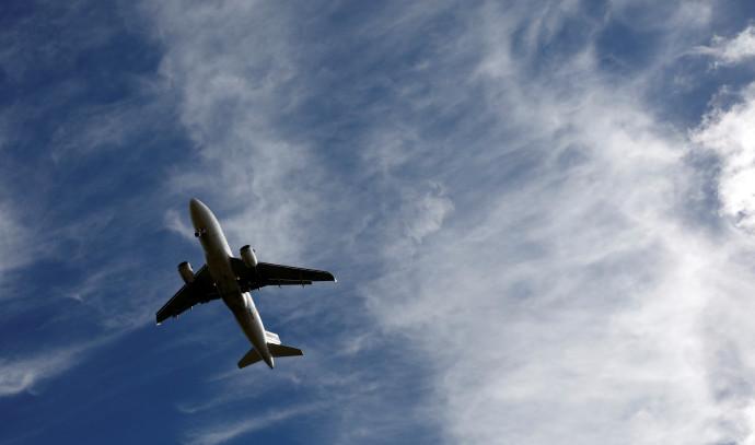 מטוס איירבוס של חברת אייר פראנס