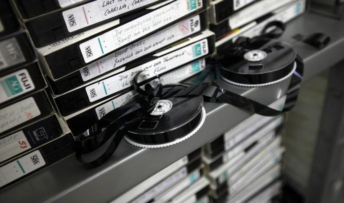 קלטות VHS