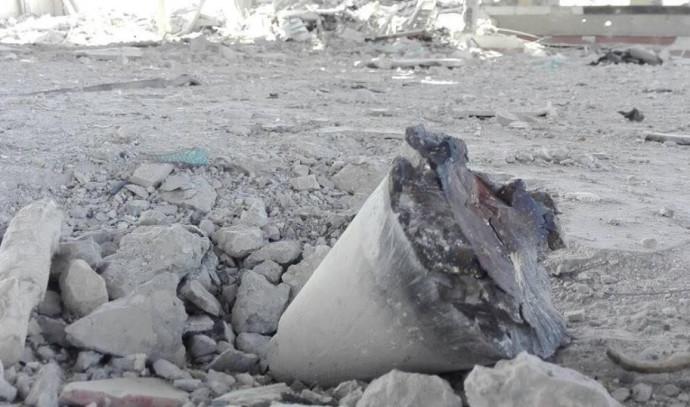 התקיפה בסוריה
