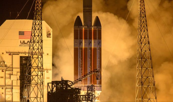 """שיגור חללית של נאס""""א לעבר השמש"""