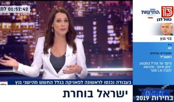 מדגם ערוץ 13