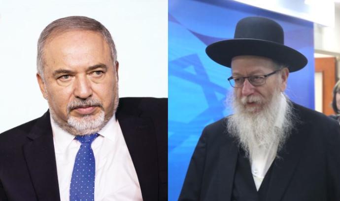 יעקב ליצמן, אביגדור ליברמן