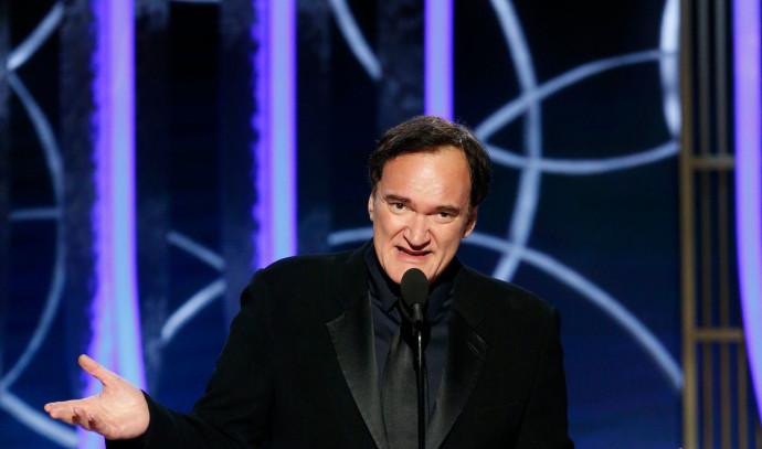 טרנטינו זוכה בפרס התסריט בגלובוס הזהב
