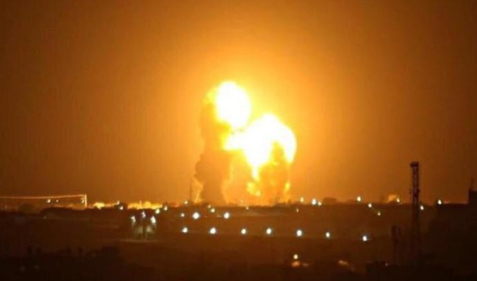 מתקפה בעיראק