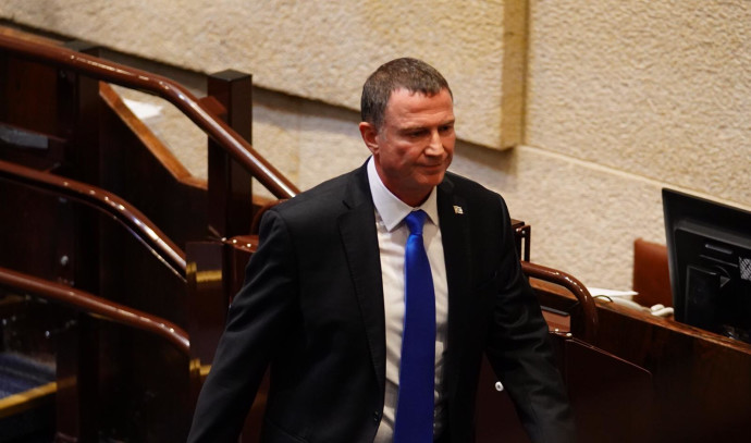 אדלשטיין לאחר התפטרותו