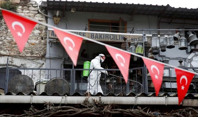 קורונה בטורקיה