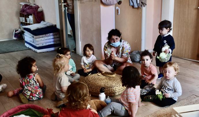 חזרה לגני הילדים בצל הקורונה