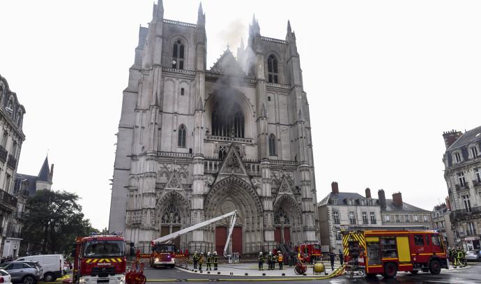הקתדרלה בצרפת