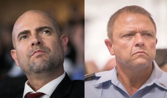 ניצב מוטי כהן, אמיר אוחנה
