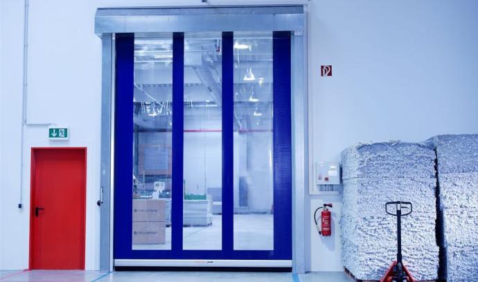 """דלתות אוטומטיות – בטיחות לפני הכל (צילום: באדיבות א. אדירן הנדסה וסוכנויות בע""""מ)"""