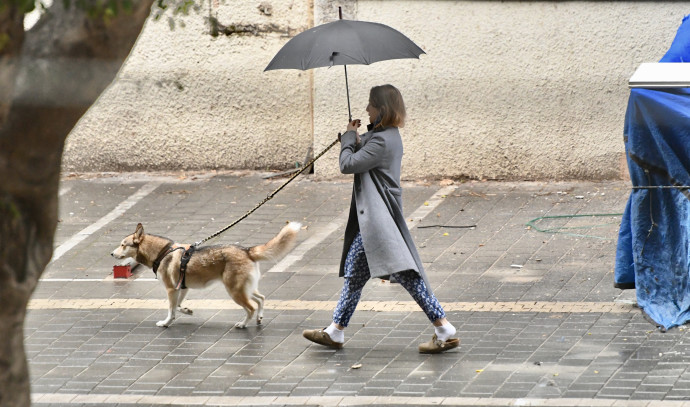 Weather forecast: From tonight the rains will return and the temperatures will drop