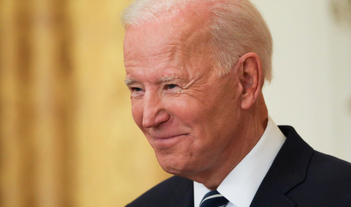 Biden on First Journey: We will leave Afghanistan, renew aid to the Palestinians