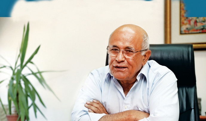After being hospitalized in critical condition: Avigdor Kahalani was released from the hospital to his home