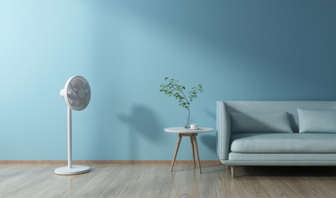 Control it from the smartphone: the fan that will save you money and you will not feel that it exists