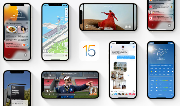 New features and design changes: Everything you need to know about iOS 15