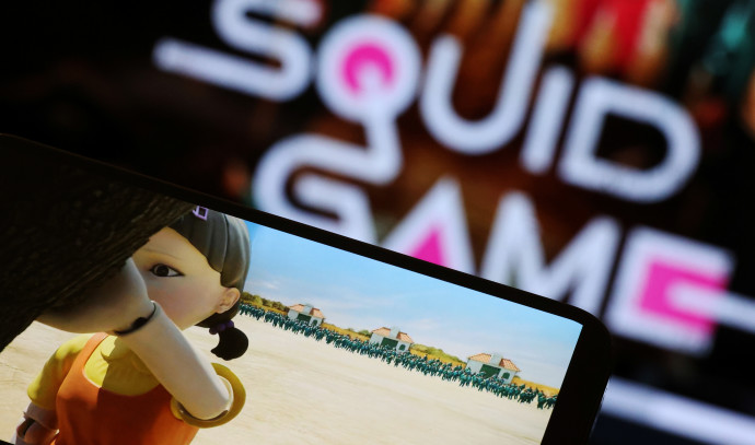 """Netflix Officially Announces: """"Squid Game"""" Mad Record"""