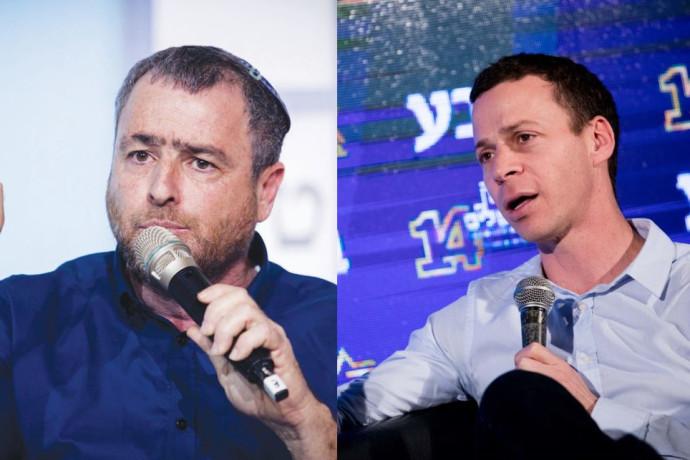 """עמית סגל נגד שמעון ריקלין: """"מכנה עיתונאים 'תומכי טרור'"""""""