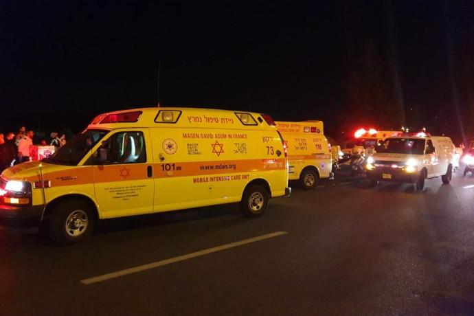 צעירה בת 21 מתה לאחר שנפגעה מכדור תועה במזרח ירושלים