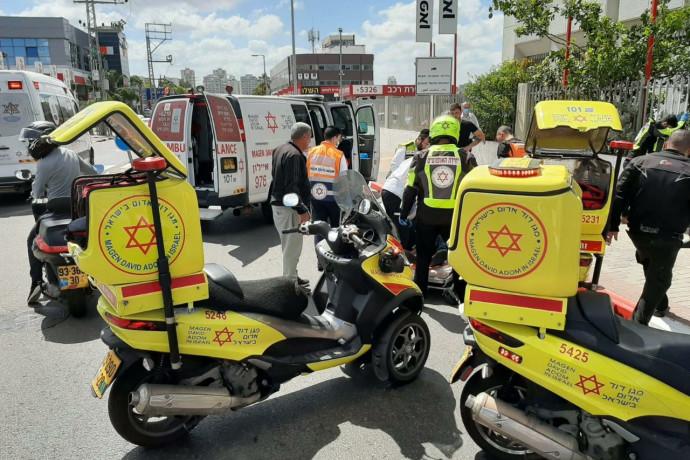 לפני כניסת השבת: שני הרוגים בתאונות דרכים בדרום הארץ