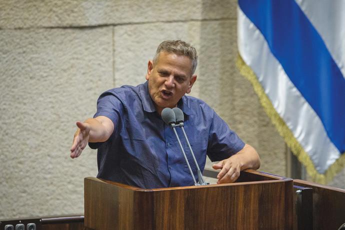 """סער נגד הורוביץ: """"עם אג'נדה כזו הוא לא יוכל להיות חלק מהממשלה בראשותי"""""""