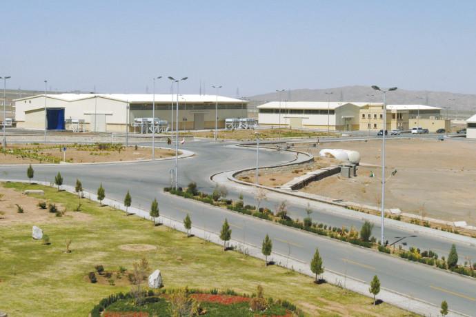 איראן דיווחה על תקלה ברשת החשמל של מתקן העשרת האורניום בנתנז