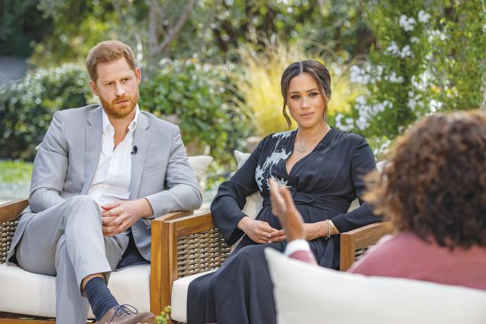 רגע לפני שידור הראיון של הארי ומייגן: הארמון חושש שהאמת על קייט מידלטון תיחשף