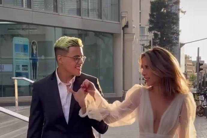 לנצח נצחים: זה מה ששרית פולק עשתה רגע לפני החתונה עם סטטיק