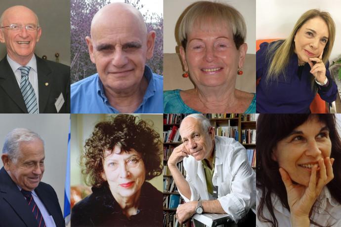 הסופרת, הבמאית והאיש שעמד ליד ראשי המדינה: אלה הם חתני פרס ישראל