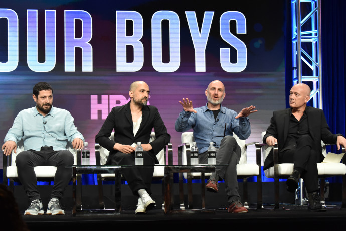 """פורצת גבולות: """"הנערים""""נמכרה לשידור במדינה המוסלמית הגדולה בעולם"""