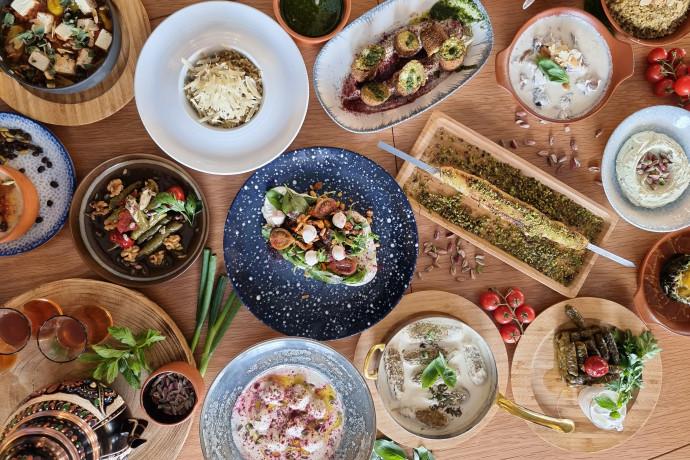 פסטיבל גבינות במטבח הערבי לכבוד שבועות