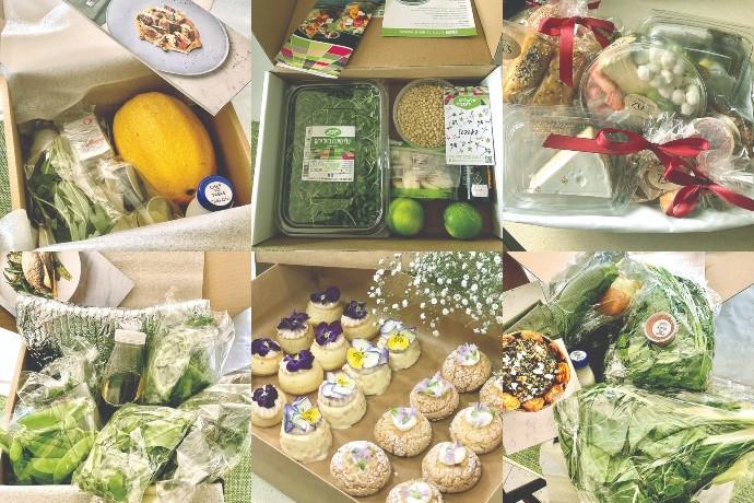 המצרכים והוראות ההכנה כבר בפנים: הדור החדש של משלוחי האוכל