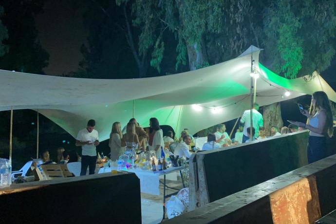 """המסיבה שהוציאה את שחקני מכבי ת""""א מאזור הנוחות שלהם"""