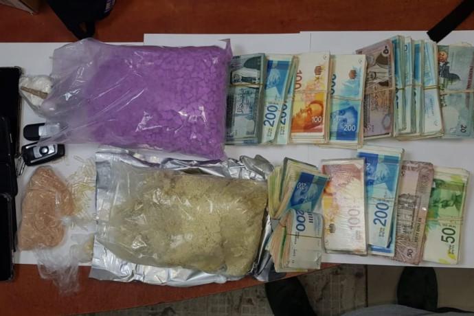 שני תושבי רמלה חשודים בהחזקה וסחר בסמים בשווי מיליוני שקלים