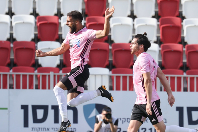 בזכות שער גבולי: בני ריינה עלתה לליגה הלאומית