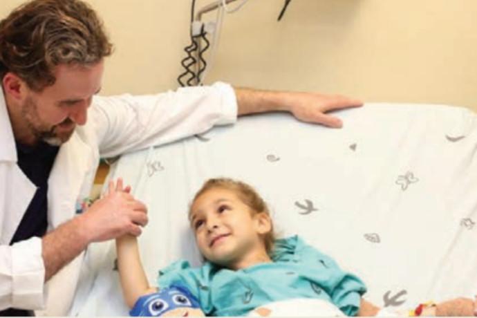 בשבוע אחד: שלוש השתלות כבד מצילות חיים בוצעו בילדים