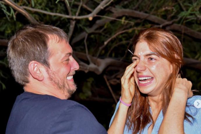 הכי רומנטי בעולם: ההפתעה של אסף זמיר למאיה וורטהיימר
