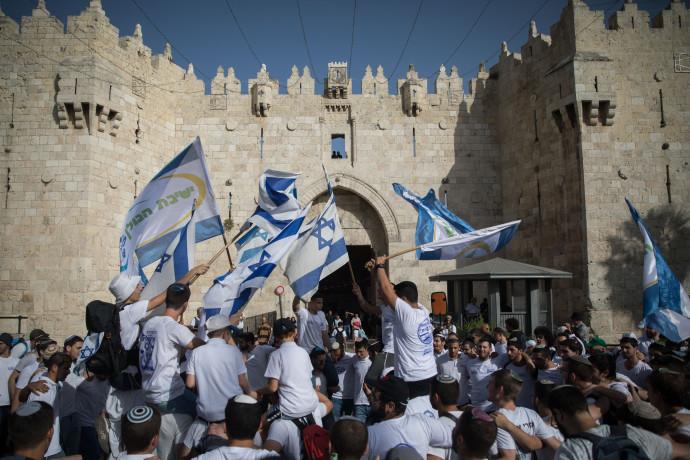 מתיחות שיא בבירה לקראת מצעד הדגלים וחגיגות יום ירושלים