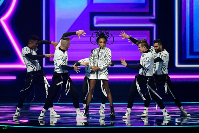גאווה ישראלית: עדן אלנה עלתה לגמר האירוויזיון