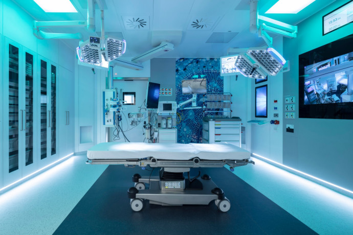 ניתוח חדשני לשיקום צניחת רצפת האגן