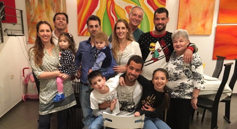 משפחתו של עמרי בן נתן