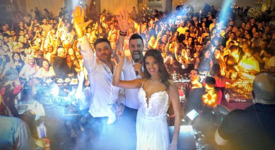 החתונה של ישראל אטיאס
