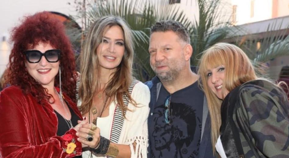 סיסיליה סיון, יובל לנדסברג, מיכל מונקה ומריומה בן יוסף