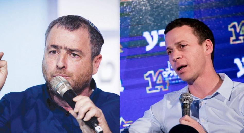 עמית סגל, שמעון ריקלין